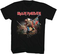 Iron Maiden the Trooper T-Shirt XXL