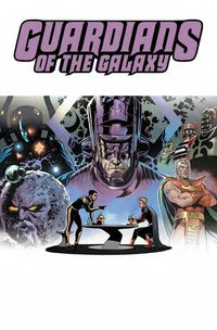 Guardians of the Galaxy Annual #1 (2nd Printing)