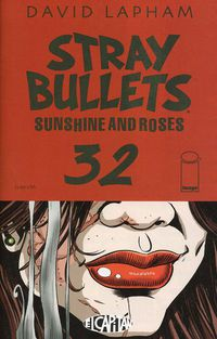 Stray Bullets Sunshine & Roses #32