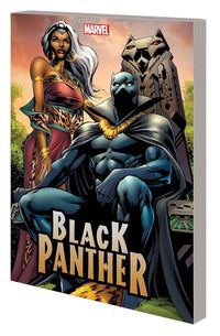 Black Panther by Hudlin TPB Vol 03 Complete Collection