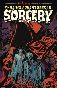 Chilling Adventures of Sorcery TPB