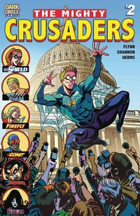 Mighty Crusaders #2 (Cover A - Shannon)
