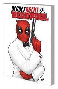 Deadpool Mpgn TPB Secret Agent Deadpool