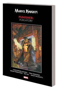 Marvel Knights Punisher TPB Purgatory