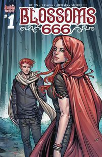 Blossoms 666 #1 (Cover A - Braga)
