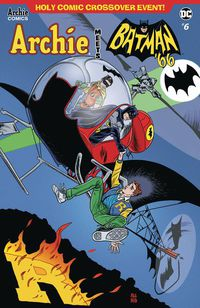 Archie Meets Batman 66 #6 (Cover A - Allred)