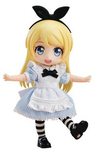 Original Character Alice Nendoroid Doll Action Figure