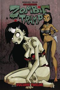 Zombie Tramp TPB Vol 12 Voodoo Vixen Death Match