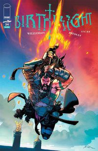 Birthright #34 (Cover A - Bressan & Lucas)
