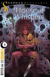 House of Whispers #4