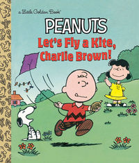 Let's Fly a Kite, Charlie Brown Little Golden Book
