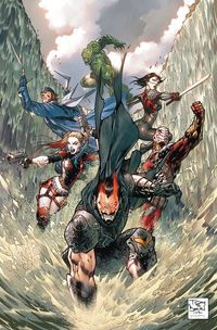 Suicide Squad TPB Vol 04 Earthlings on Fire