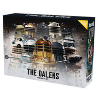 Doctor Who Dalek Parliament Set