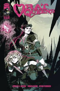 Rat Queens #13 (Cover A - Gieni)