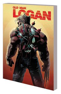 Wolverine Old Man Logan TPB Vol 09 Hunter Hunted
