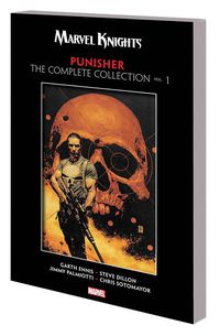 Marvel Knights Punisher by Ennis Complete Collection TPB Vol