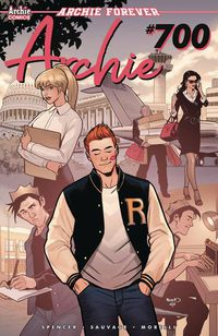 Archie #700 (Cover I - Renaud)