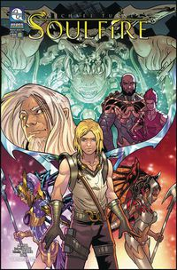 Soulfire Vol 8 #6 (Cover A - Forte)