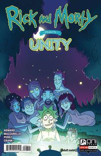 Rick and Morty Presents Unity #1 (Cover A - Cannon)