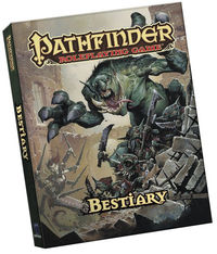 Pathfinder RPG Bestiary (Pocket Edition)
