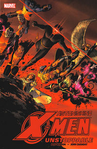 Astonishing X-Men TPB Vol. 04 Unstoppable