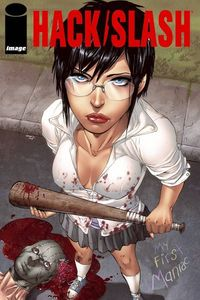 Hack Slash My First Maniac #1 (of 4) (Cover A)