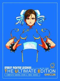 Street Fighter Legends Ultimate Edition TPB