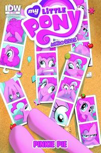 My Little Pony Micro Series #5 (of 6) Pinkie Pie