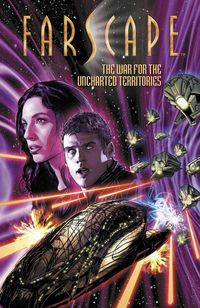 Farscape TPB Vol. 07 War for the Uncharted Territories
