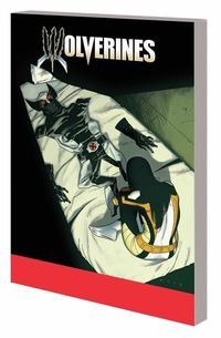 Wolverines TPB Vol. 03 Living and the Dead