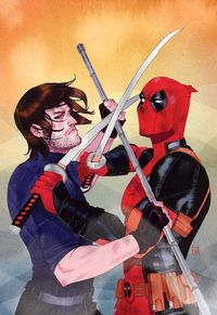 Deadpool vs Gambit comics at TFAW.com