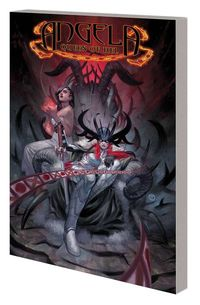 Angela Queen of Hel TPB Journey to Funderworld