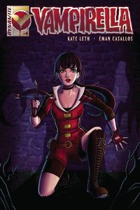 Vampirella Vol. 3 #4 (Cover A - Zullo)
