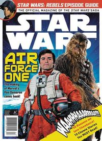 Star Wars Insider #166 (Newsstand Edition)