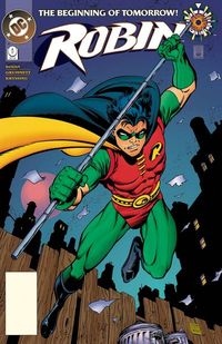 Robin TPB Vol. 04 Turning Point