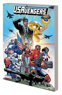 U.S. Avengers Vol. 1: American Intelligence Mechanics TPB