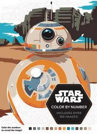 Star Wars Color by Number