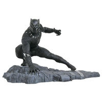 Marvel Gallery Black Panther Pvc Figure