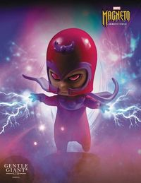 Marvel Animated Style Magneto Statue