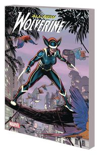 All New Wolverine TPB Vol 06 Old Woman Laura