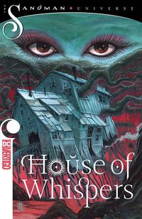 House of Whispers TPB Vol 01 the Power Divided