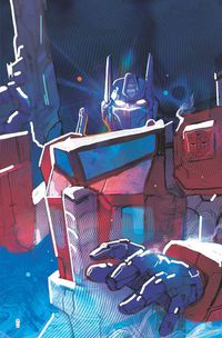Transformers #7 (Cover A - Ward)