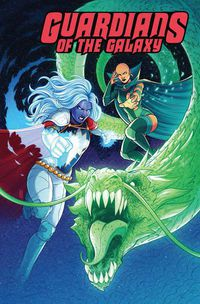 Guardians of the Galaxy Annual #1 (Bartel Variant)