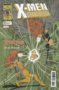X-Men Grand Design X-tinction #2 (of 2) (Piskor Variant)