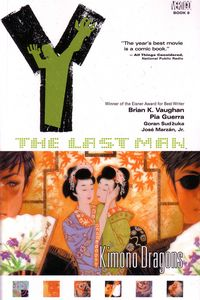 Y: The Last Man TPB Vol. 8 - Kimono Dragons