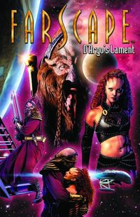 Farscape Uncharted Tales HC Vol. 01 Dargos Lament