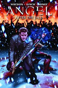 Angel After the Fall TPB Vol. 03