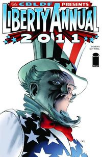CBLDF Liberty Annual 2011 (Cover A - Cassaday)