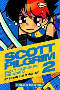 Scott Pilgrim Color HC Vol. 02 (of 6)