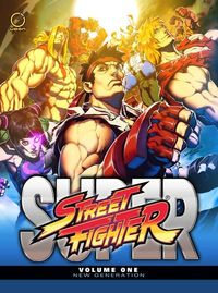 Super Street Fighter GN Vol. 01